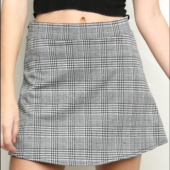 2793adbd05 Brandy Melville Skirts | Emilia Plaid Skirt From | Poshmark